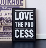 I Love My Type Poster 'Process'