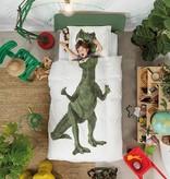 SNURK beddengoed Housse de couette Dino SNURK