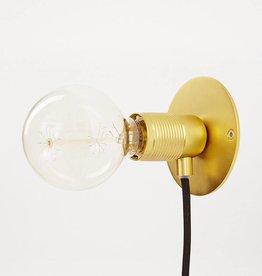 Other brands E27 wandlamp rond - Ø10 cm