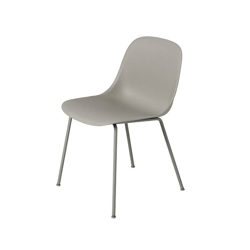 Muuto Fiber Side Chair tube onderstel