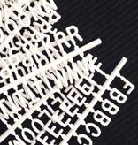 """Funkk Set de lettres S blanc (3/4"""")"""