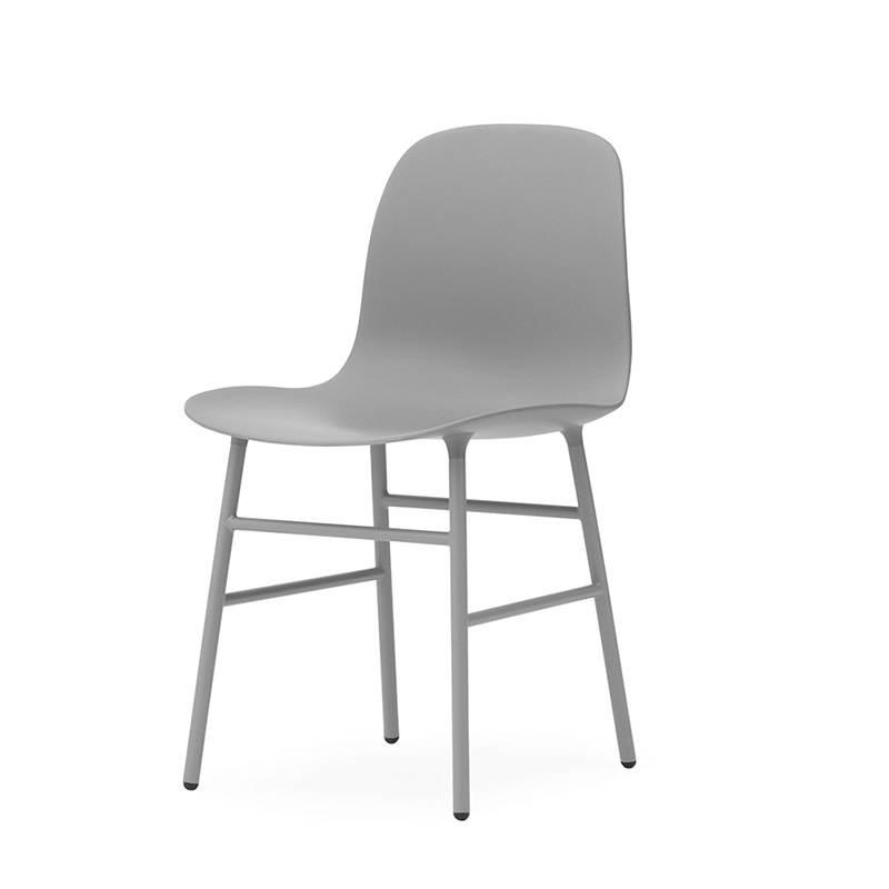 Normann Copenhagen Form Chair Staal
