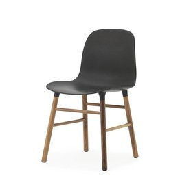 Normann Copenhagen Form Chair Walnoot