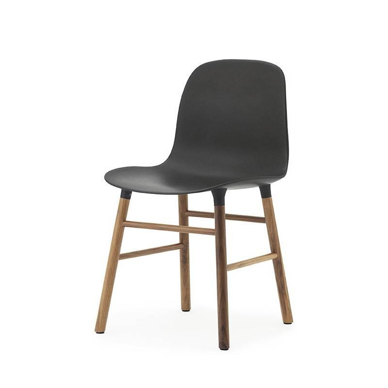 Normann Copenhagen Form Chair Bois de noyer