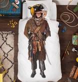 SNURK beddengoed Piraat dekbedovertrek