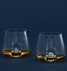 Normann Copenhagen Whiskey glas (set van 2)