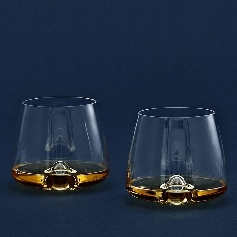 Normann Copenhagen Verre de whisky (set de 2)