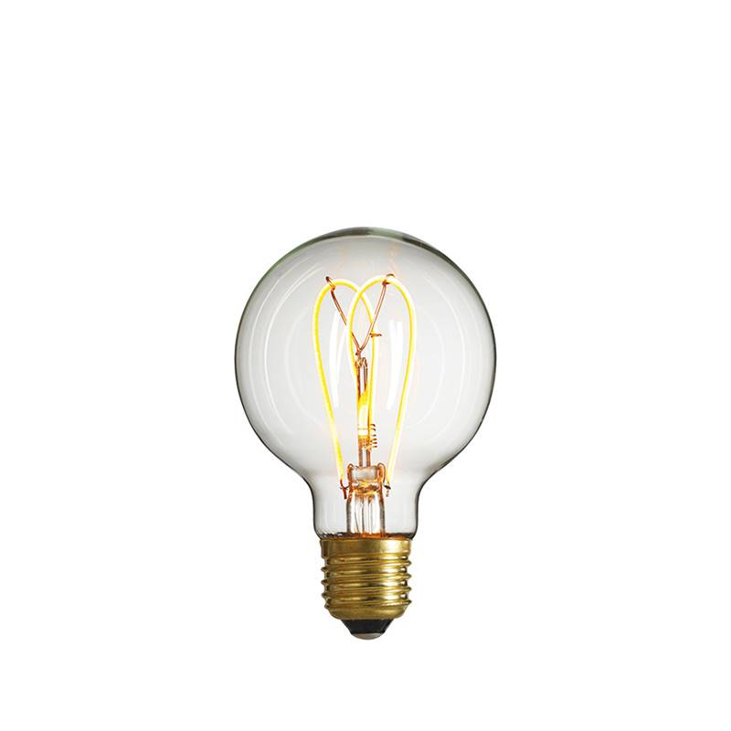 NUD Collection Ledlamp 80mm E27 4W