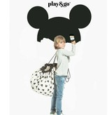 Play&Go Mickey opbergzak / speeltapijt