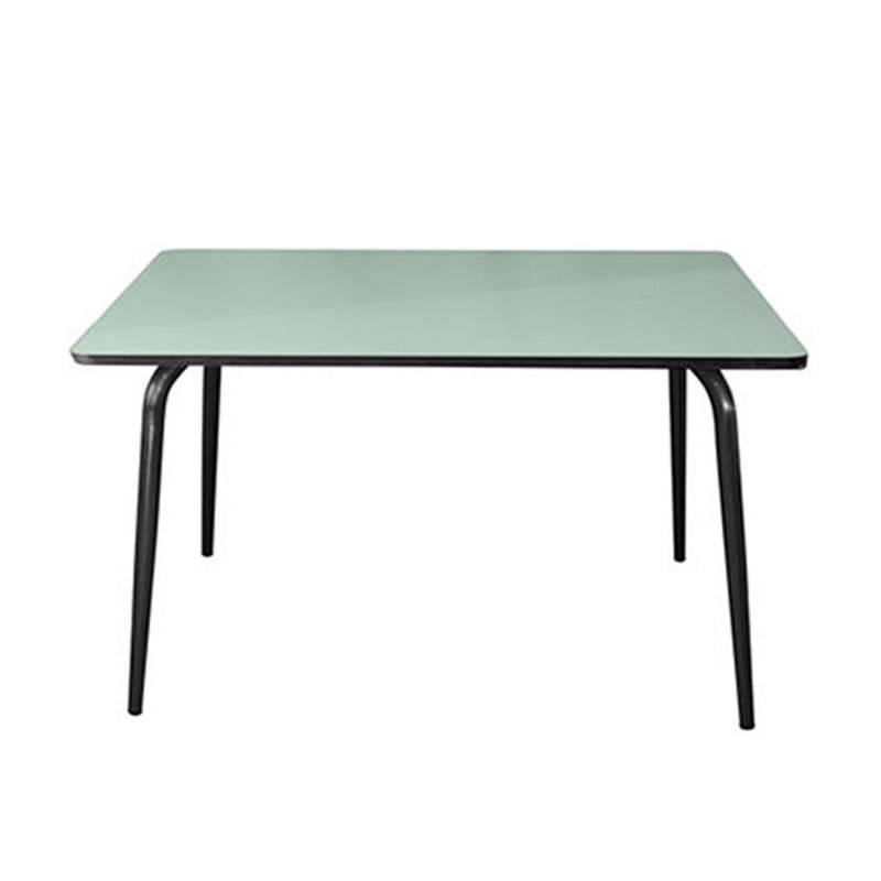 Les Gambettes Table Véra (support en noir)