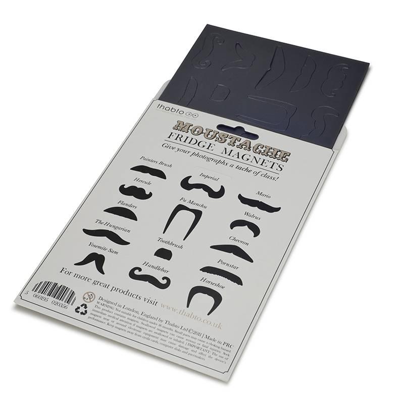 Other brands Set d'aimants Moustache