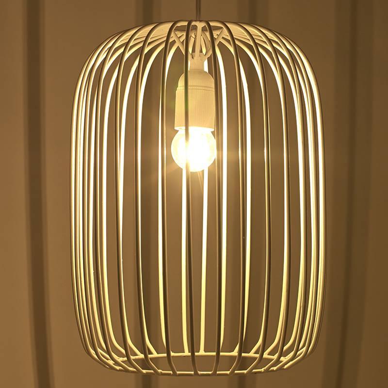 Serax Lampe en fil de métal Marella