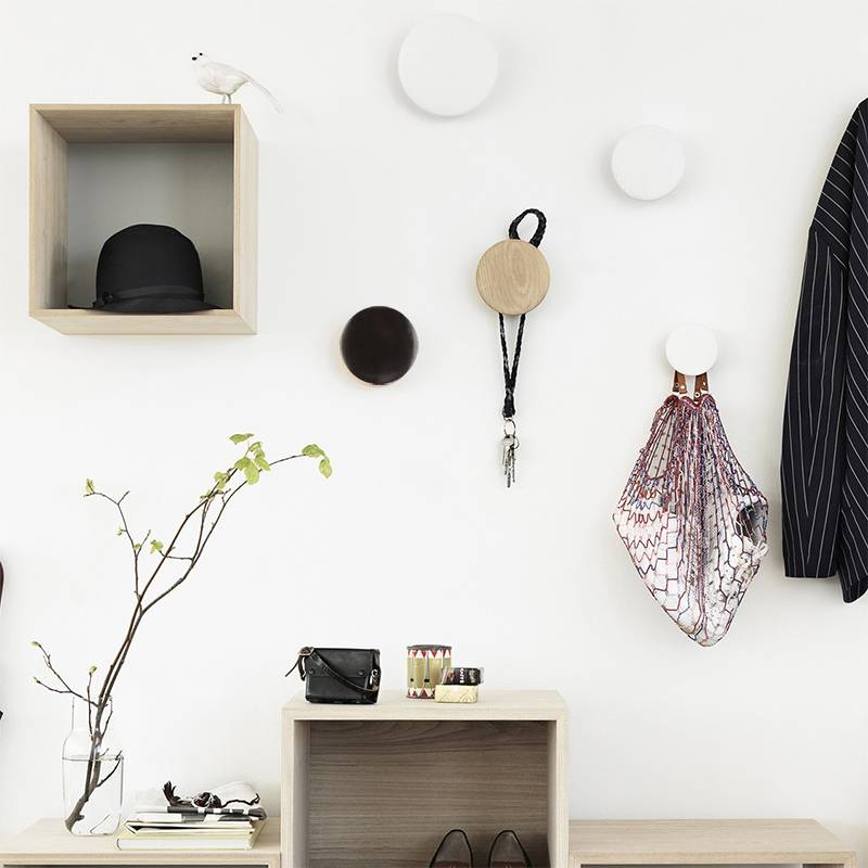 Muuto Dot kledinghaak Medium