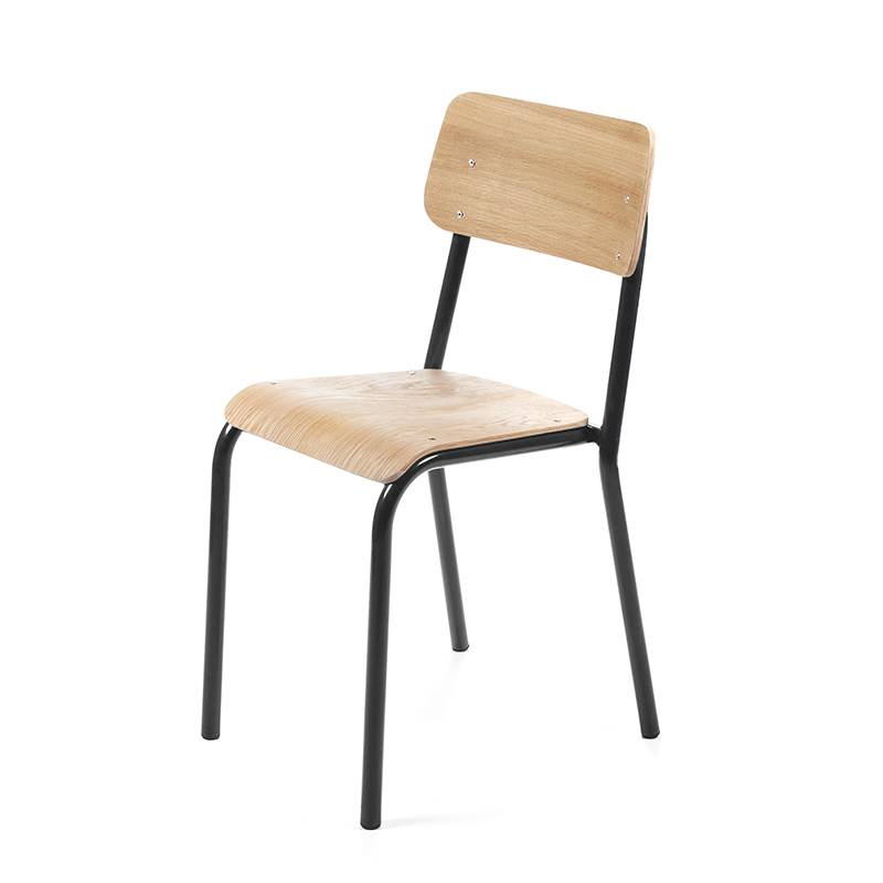 Declercq Mobilier ML stoel eik