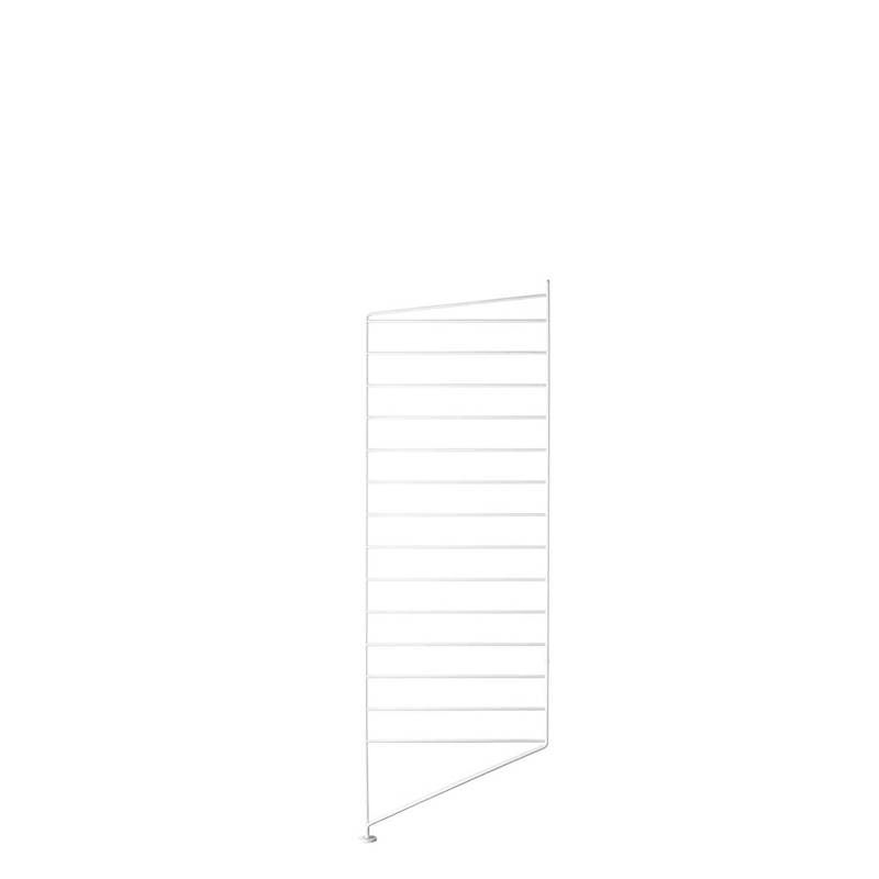 String Dressoir blanc/chêne