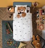 SNURK beddengoed Housse de couette Teddy