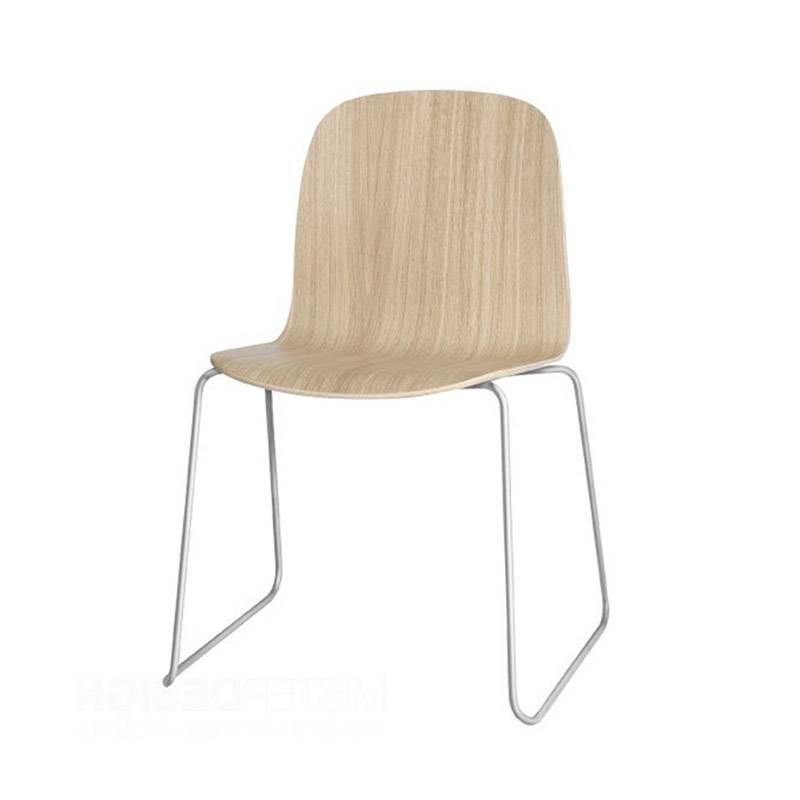 Muuto Visu Chair slede onderstel