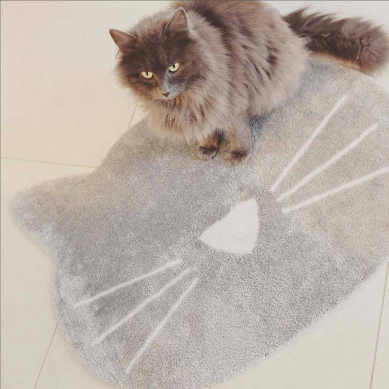 Mad About Mats Tapis doux Loulou touch