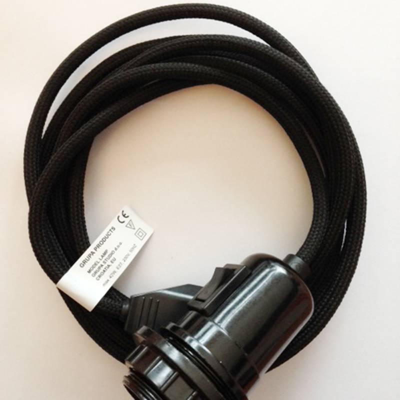 Grupaproducts Lampadaire Model3 noir