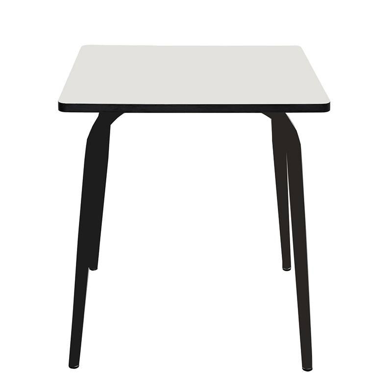 Les Gambettes Table Véra avec support noir