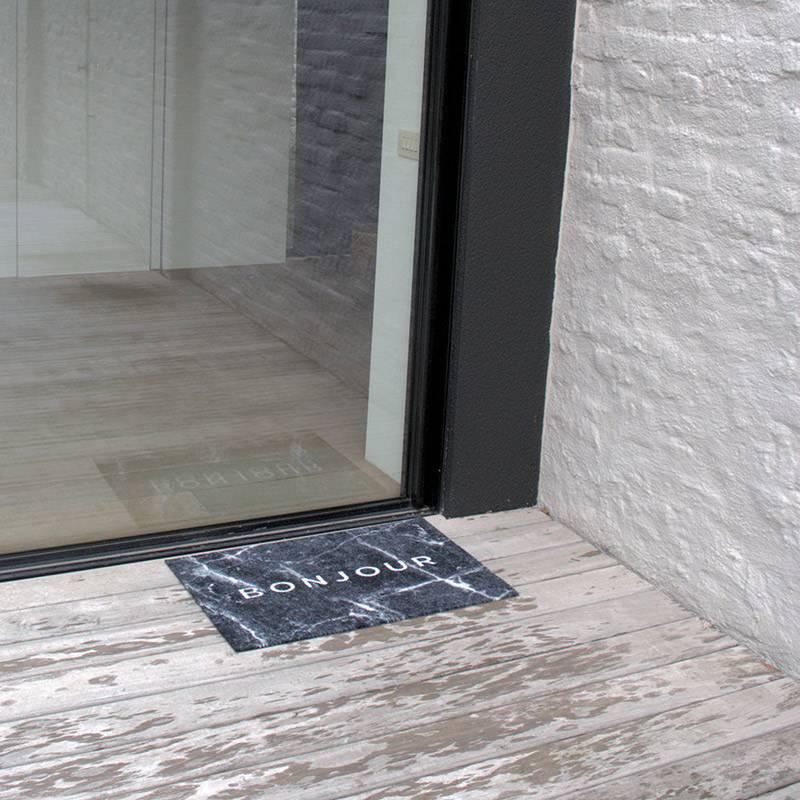 Mad About Mats Harde mat Bailey-Bonjour scraper 50 x 75 cm