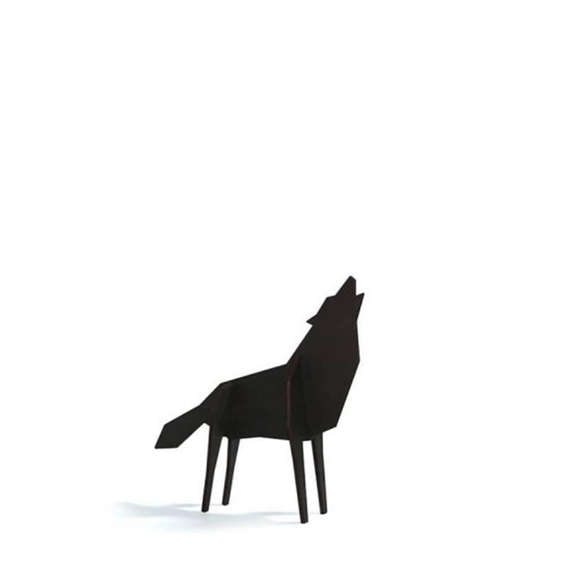 Atelier Pierre noRdic Wolf zwart - Atelier Pierre