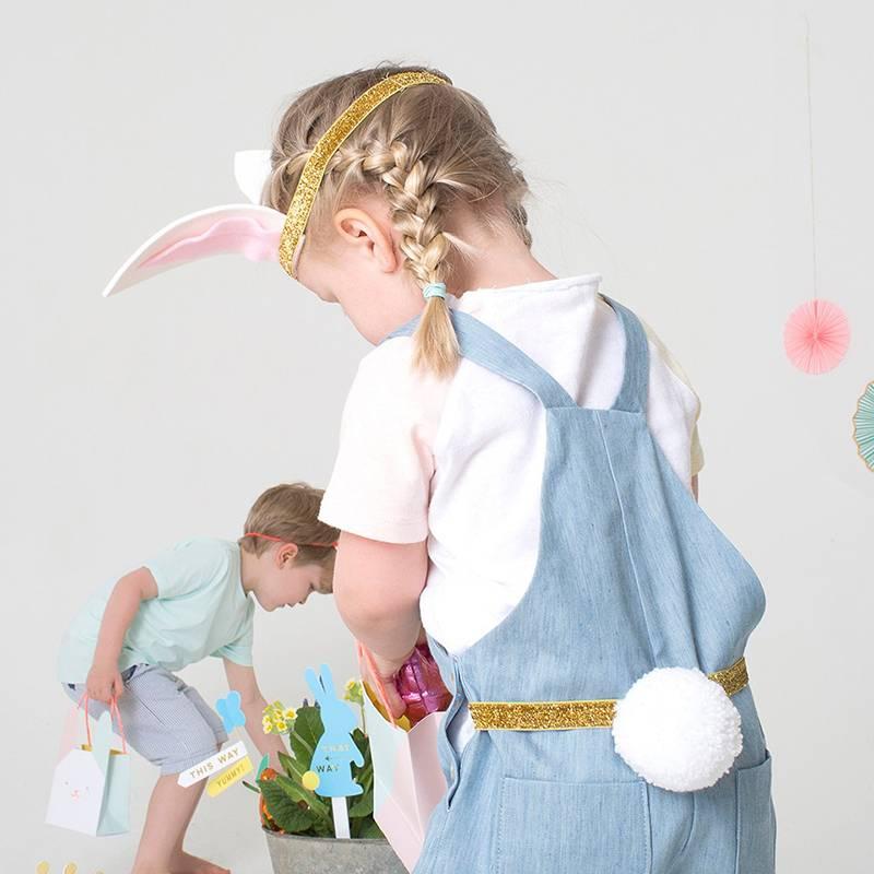 Meri Meri Set de déguisement Bunny