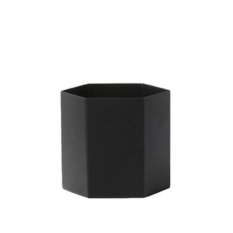 Fermliving Hexagon Pot Large- FERMLIVING
