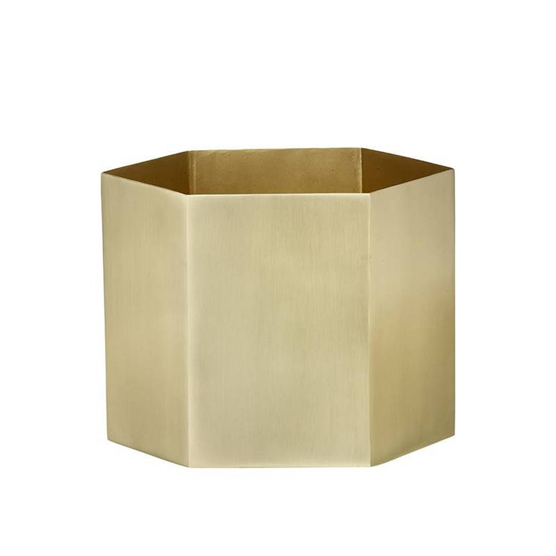 Fermliving Hexagon Pot Extra Large FERMLIVING