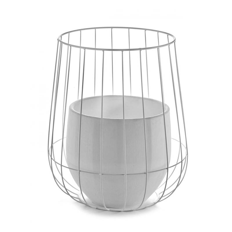 Serax Pot In A Cage