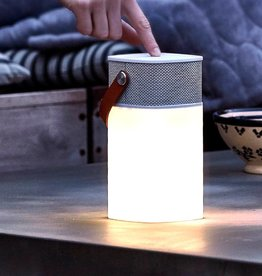 Kreafunk aGlow speaker & LED lamp