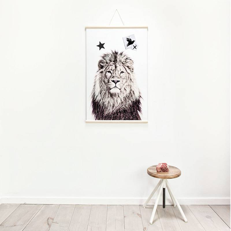 Groovy Magnets Magneetposter dieren