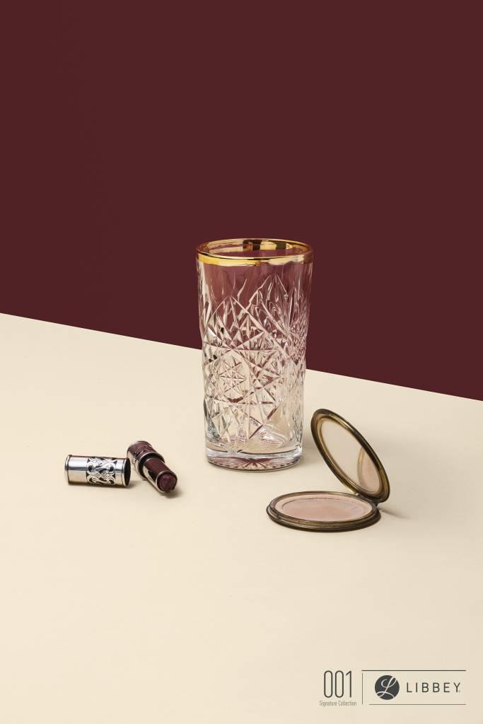 Libbey Glazen n°1 Hobstar giftbox (set van 2)