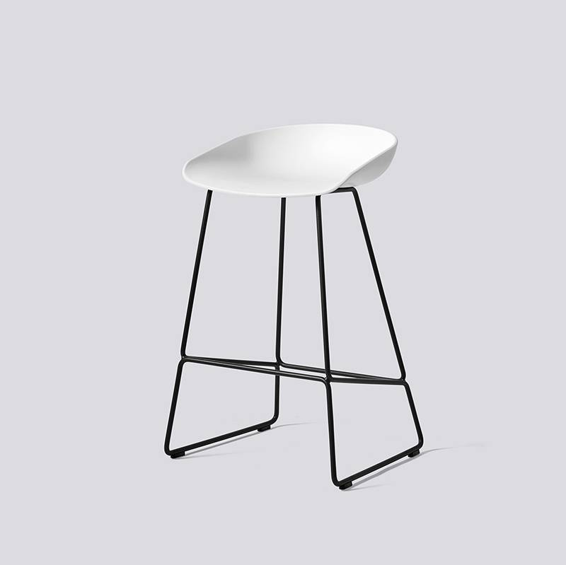 HAY Tabouret 'About A Stool' AAS38 noir