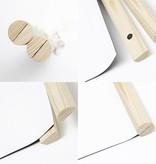 Groovy Magnets Cadre en bois pour les affiches