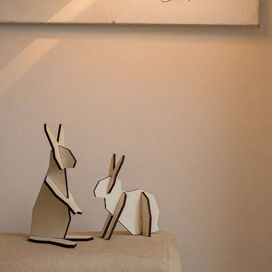 Atelier Pierre noRdic duo Lapin