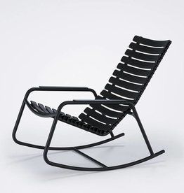 Houe Clips Rocking Chair avec alu accoudoir