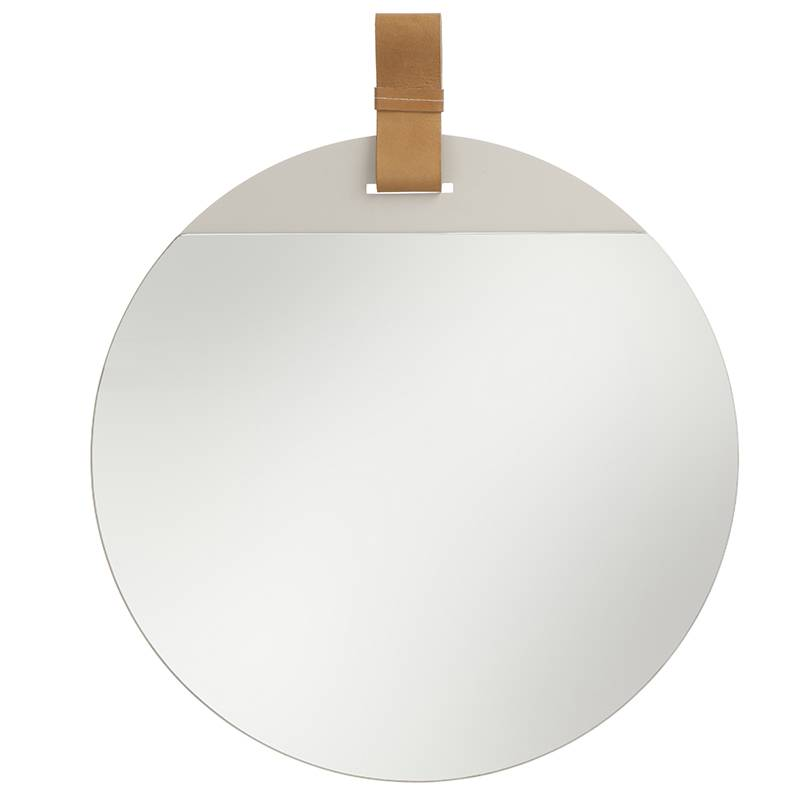 Fermliving Enter mirror Small -Ø26 cm