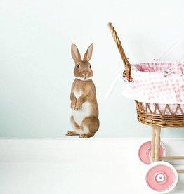 KEK Amsterdam Muurstickers konijn
