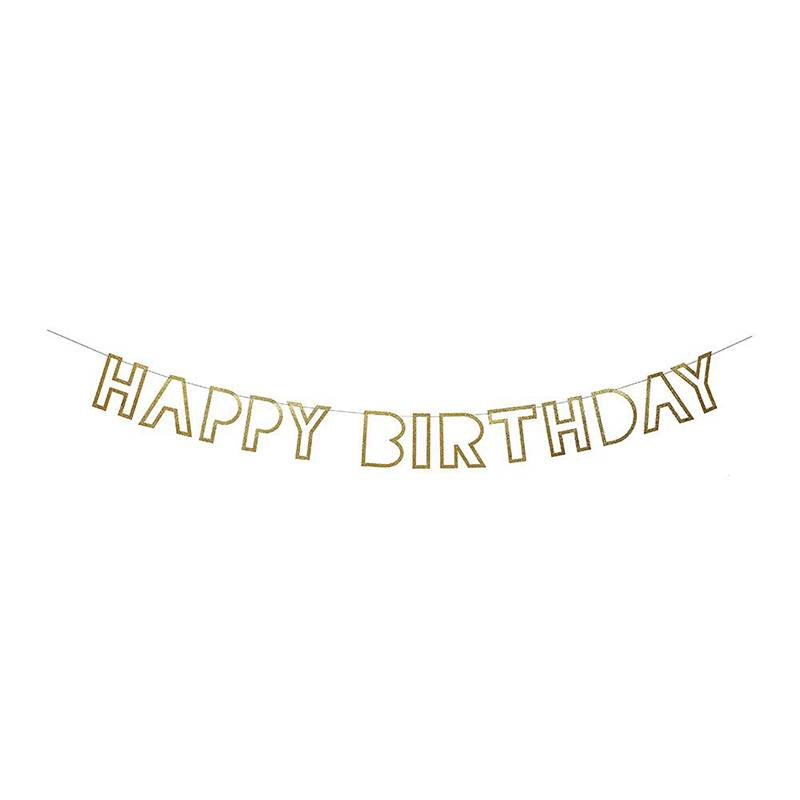 Meri Meri Guirlande Happy Birthday