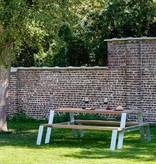 Vonk Fuse Picknicktafel (wit)