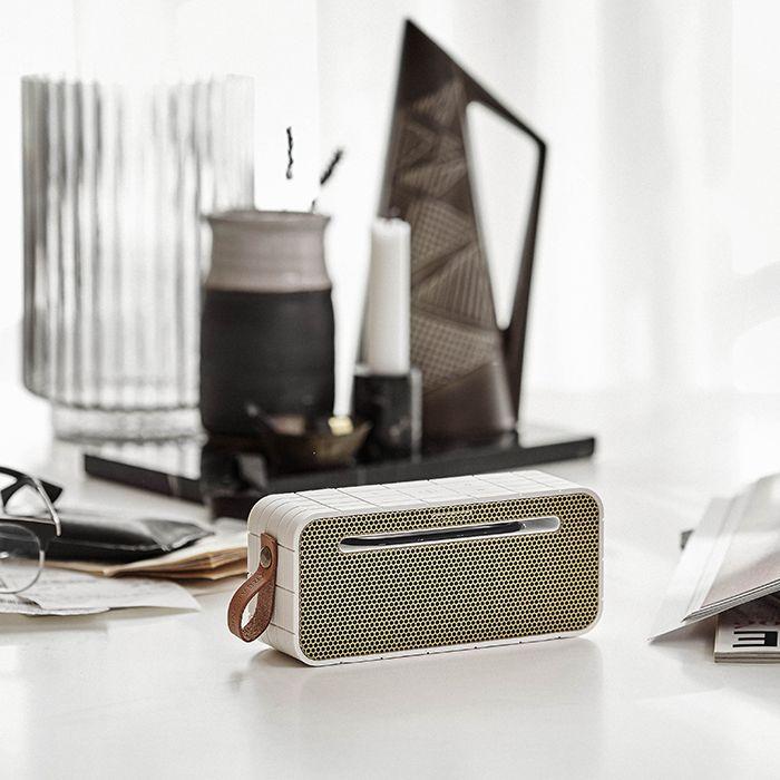 Kreafunk aMove speaker & powerbank