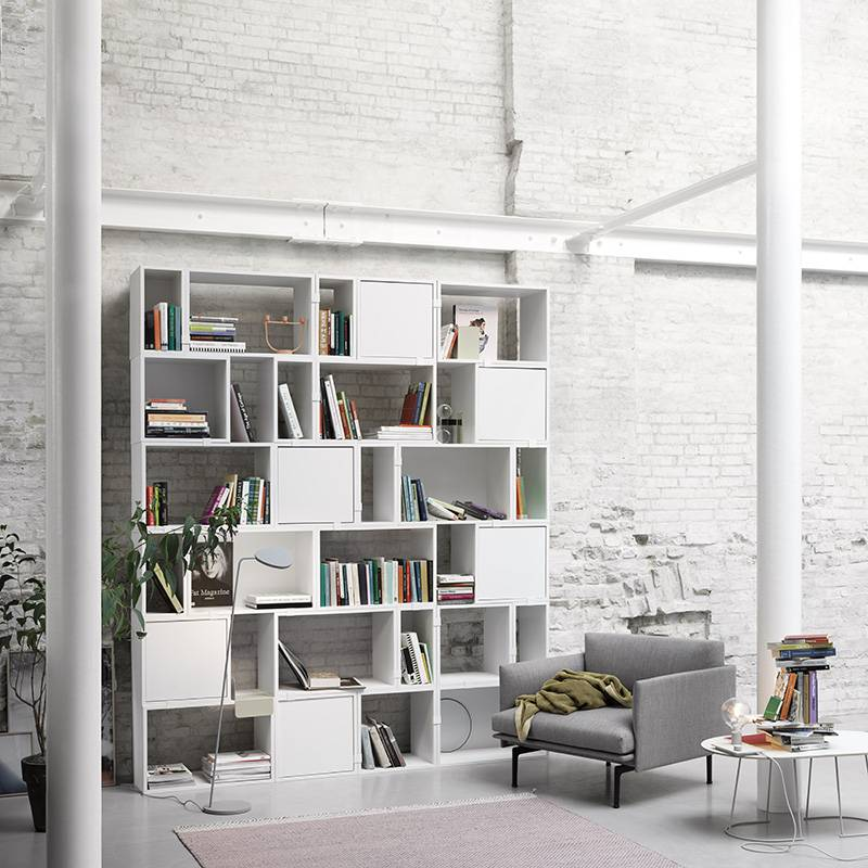 Muuto Stacked medium met achterkant