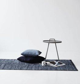 Rug Solid Tapis en cuir 170 x 240 cm