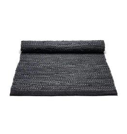 Rug Solid Leder tapijt 200 x 300 cm