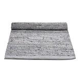 Rug Solid Tapis en cuir 200 x 300 cm
