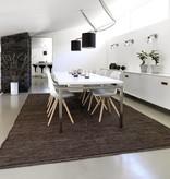 Rug Solid Leder tapijt 250 x 350 cm