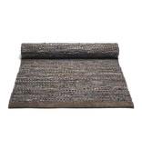 Rug Solid Tapis en cuir 250 x 350 cm