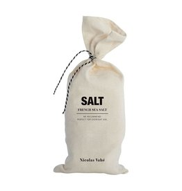Nicolas Vahé French Sea Salt Bag, 250g