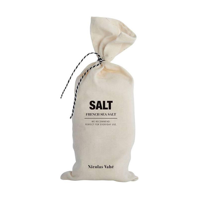Nicolas Vahé French Sea Salt Bag, 250g